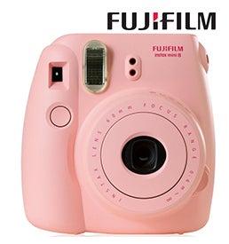 Fuji Instax Mini 8 pink