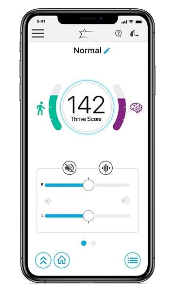 Direktverbindung zu Smartphones mit AKKU Hörgeräten