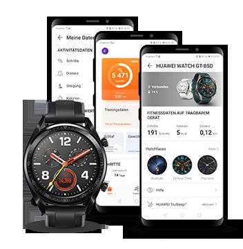 Huawei Smartwatch & Smartwatch-Apps