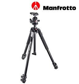 Manfrotto 190X3 + 496RC2