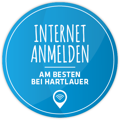 Internet anmelden bei Hartlauer