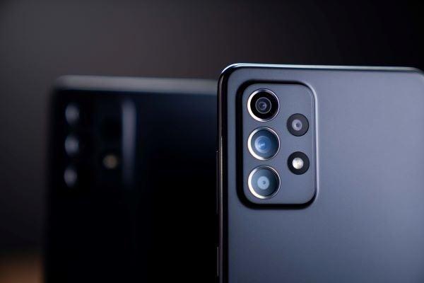 Samsung Galaxy A52 Kameras