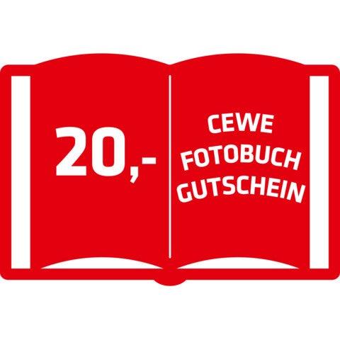 20,- CEWE FOTOBUCH Gutschein