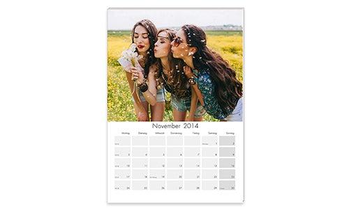 Sofort-Fotokalender