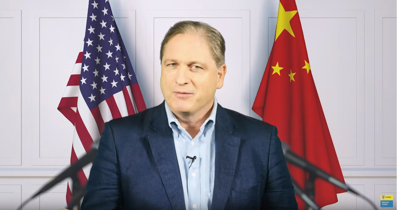 Tim Harcourt on the US-China Trade Deal and implications for Australia
