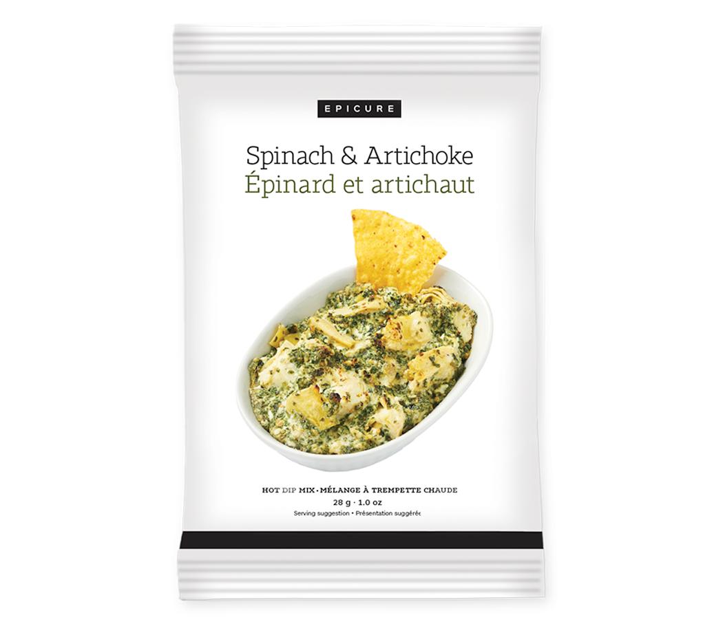 Spinach & Artichoke Hot Dip Mix  (Pack of 3)