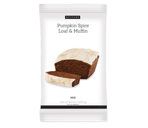 Pumpkin Spice Loaf & Muffin Mix (Pk of 2)