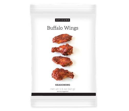 Buffalo Wings Seasoning (Pk of 3)