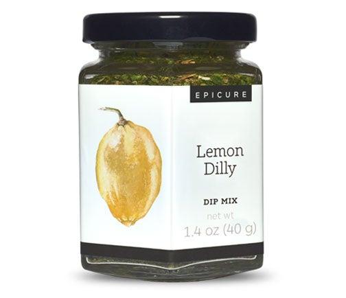 Lemon Dilly Dip Mix