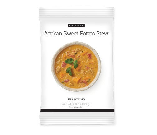 African Sweet Potato Stew Seasoning (Pkg of 3)