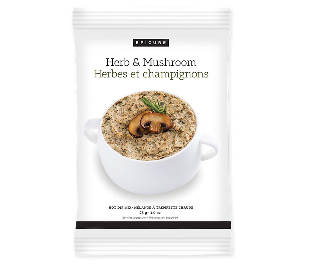 Herb & Mushroom Dip Mix (Pack of 3)