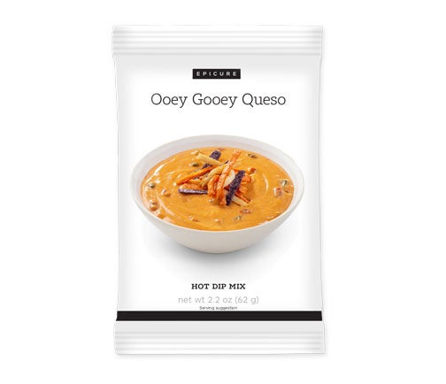 Ooey Gooey Queso Dip Mix (3pk)