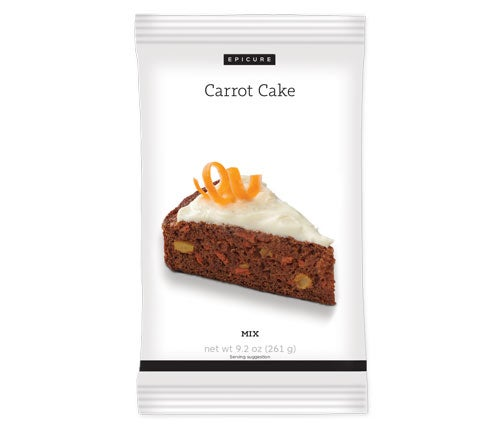 Carrot Cake Mix (Pk of 2)