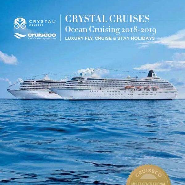 Crystal Cruises - Ocean Cruising Brochure - Feb 2018