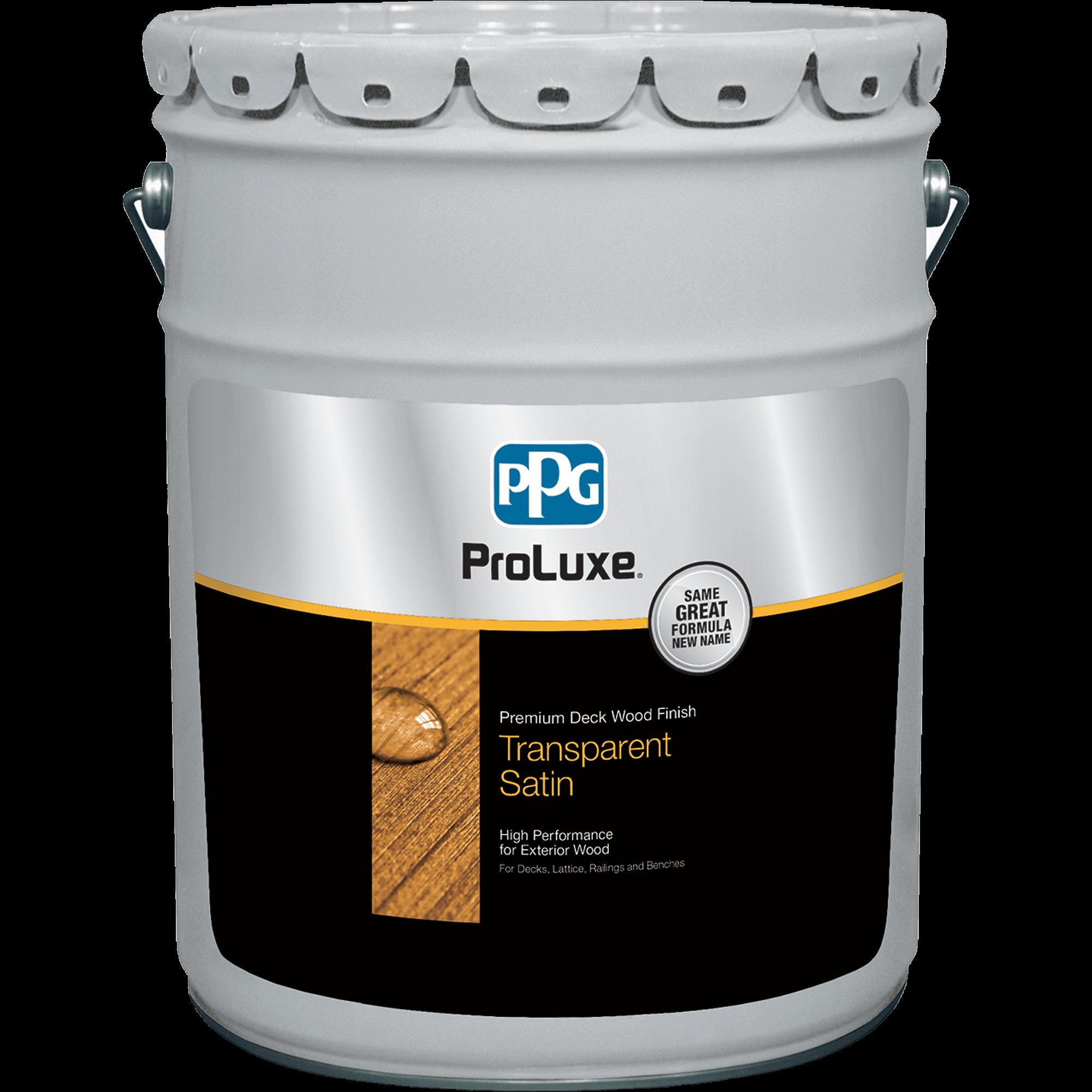 PROLUXE<sup>®</sup> Premium Deck Wood Finish 5 Gallon